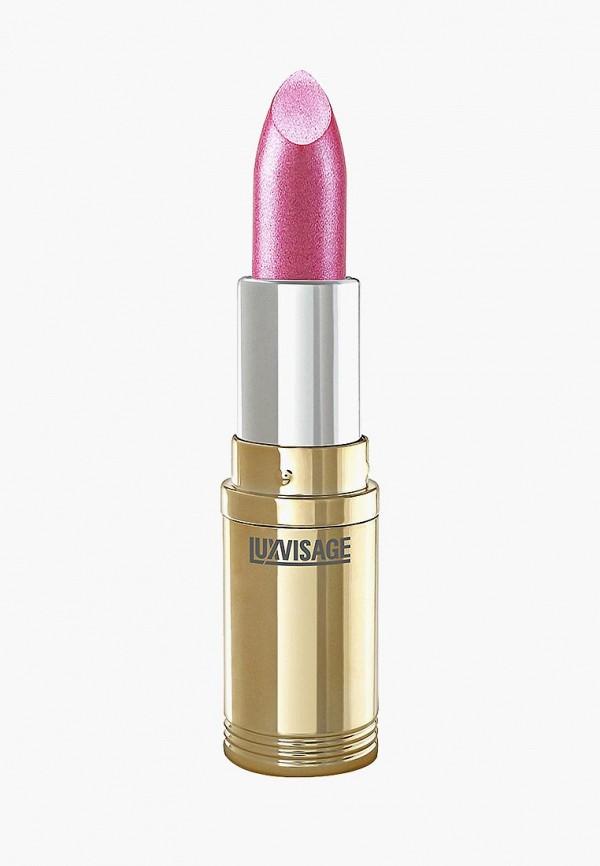 помада luxvisage, розовая
