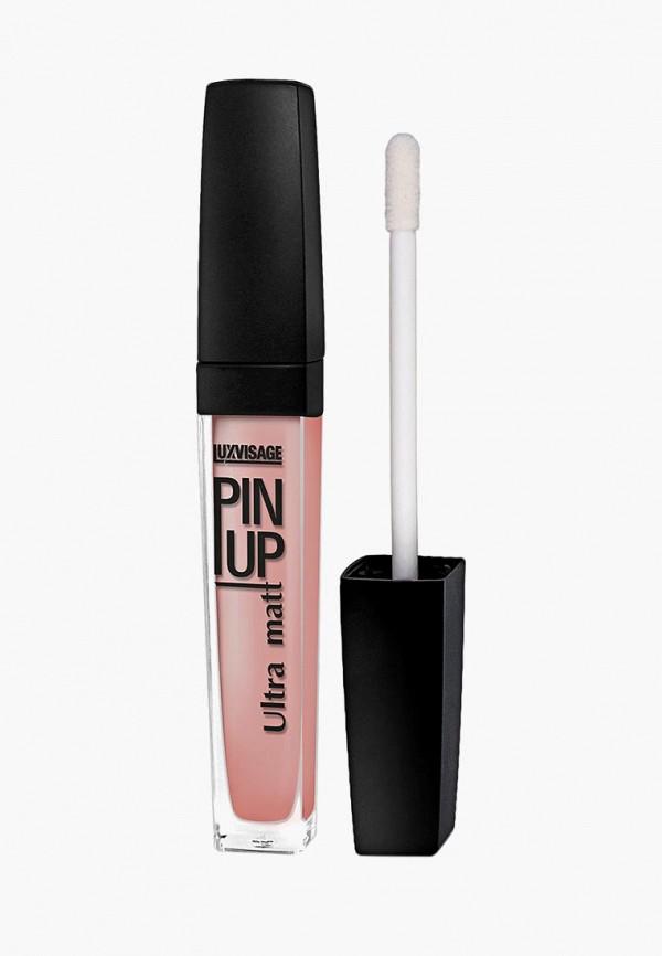 женский блеск для губ luxvisage, розовый