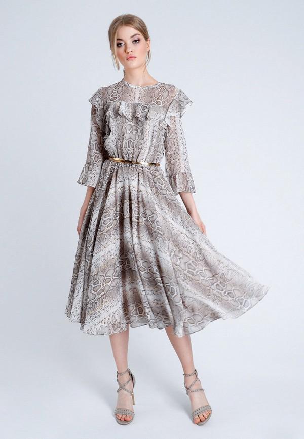Платье Luisa Wang Luisa Wang LU031EWFTFG6 юбка luisa wang luisa wang lu031ewfzce6