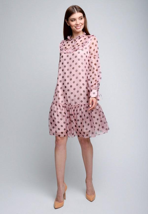 Платье Luisa Wang Luisa Wang LU031EWFTFG9 платье luisa wang luisa wang lu031ewftfh2