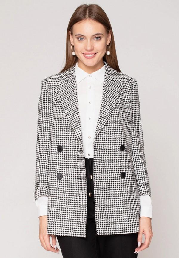 женский пиджак luisa wang, разноцветный