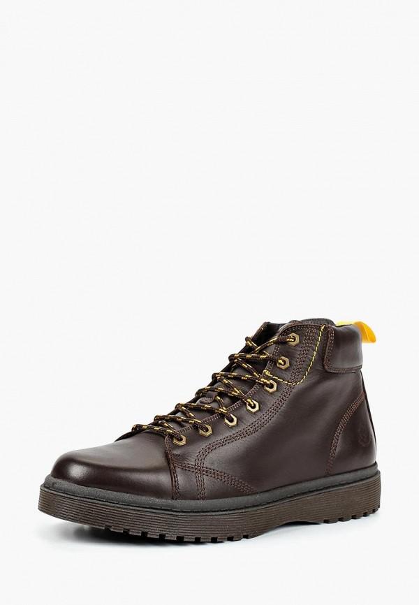 Купить Ботинки LumberJack, LU677AMCXEQ2, коричневый, Осень-зима 2018/2019