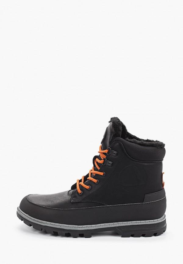Фото - Мужские ботинки и полуботинки Luhta черного цвета