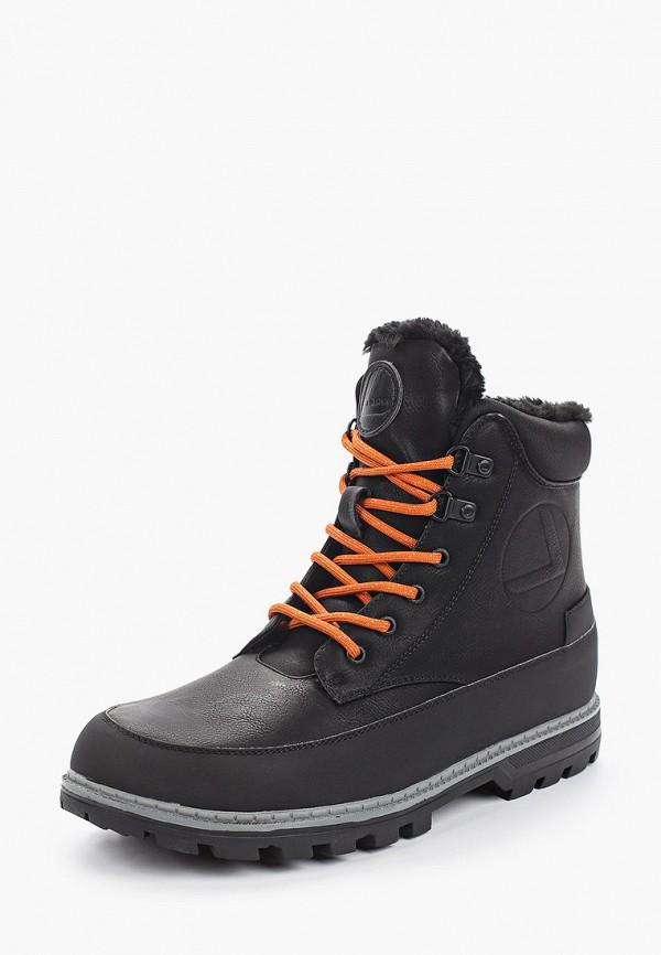 Фото 2 - Мужские ботинки и полуботинки Luhta черного цвета