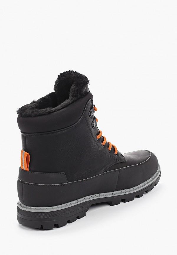 Фото 3 - Мужские ботинки и полуботинки Luhta черного цвета