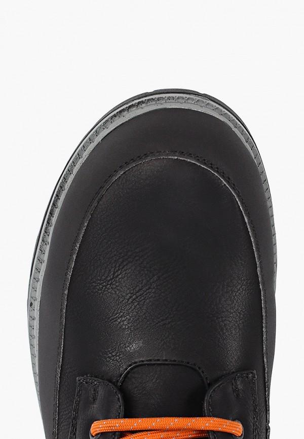 Фото 4 - Мужские ботинки и полуботинки Luhta черного цвета