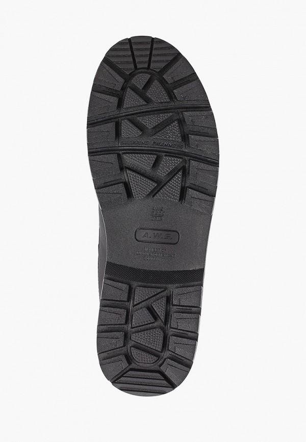 Фото 5 - Мужские ботинки и полуботинки Luhta черного цвета