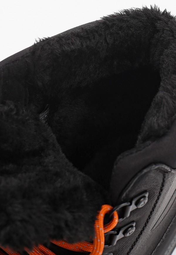 Фото 6 - Мужские ботинки и полуботинки Luhta черного цвета