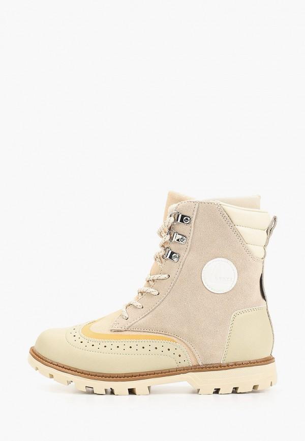 мужские ботинки luhta, бежевые