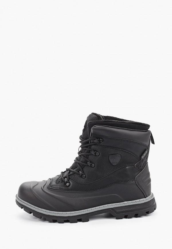 мужские ботинки luhta, черные