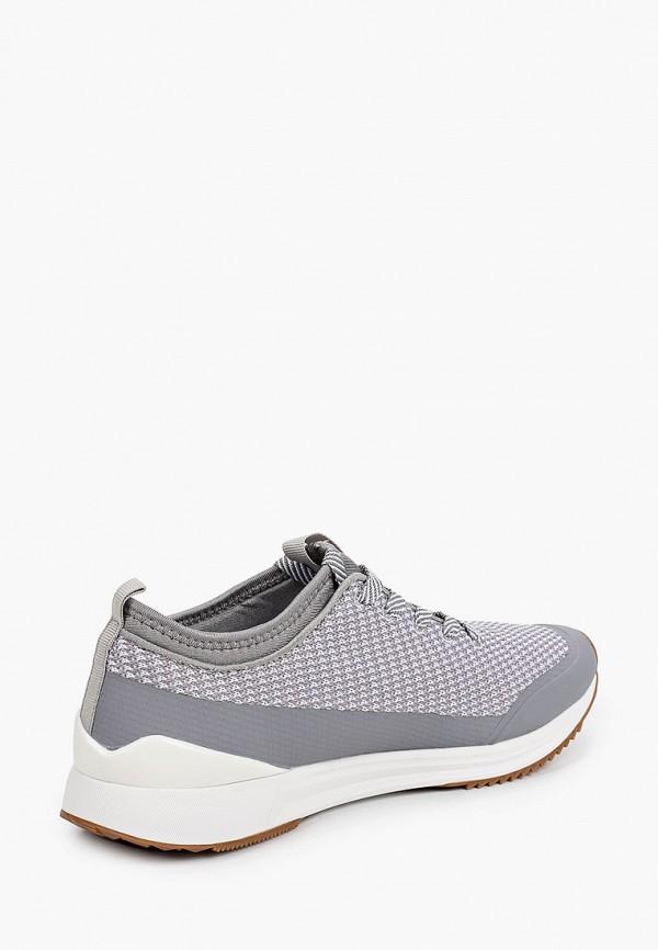 Фото 3 - Мужские кроссовки Luhta серого цвета