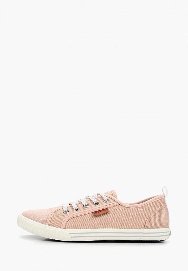 Купить Кеды Luhta, SOMA MS, lu692awetvc5, розовый, Весна-лето 2019