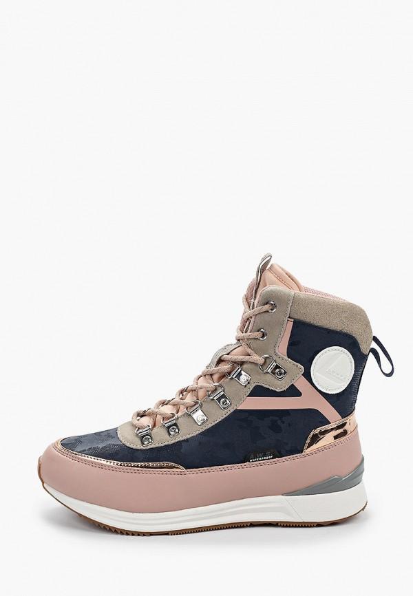 женские ботинки luhta, разноцветные
