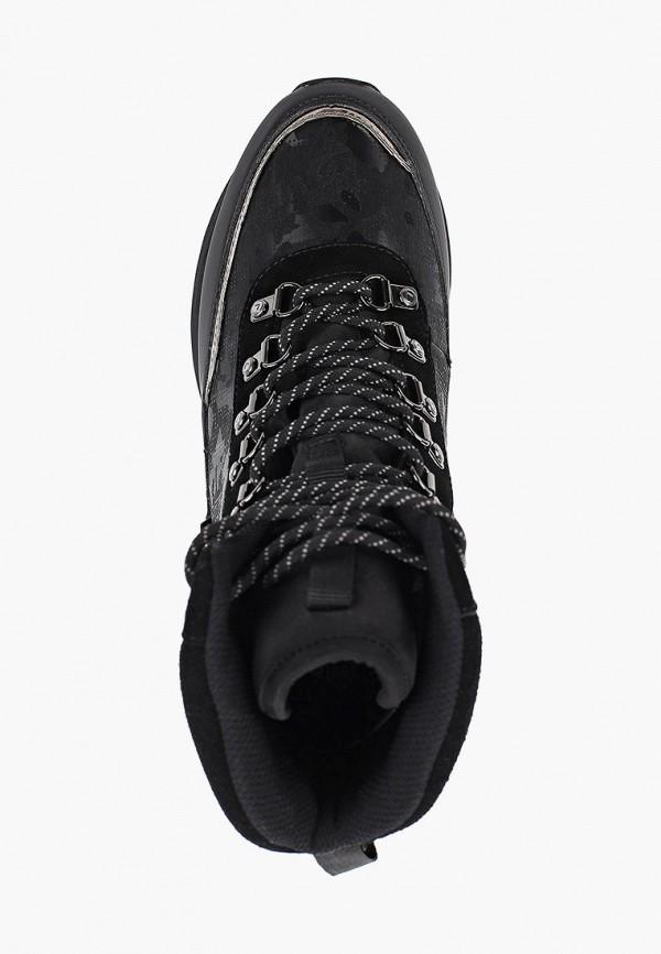 Фото 4 - Женские ботинки и полуботинки Luhta черного цвета