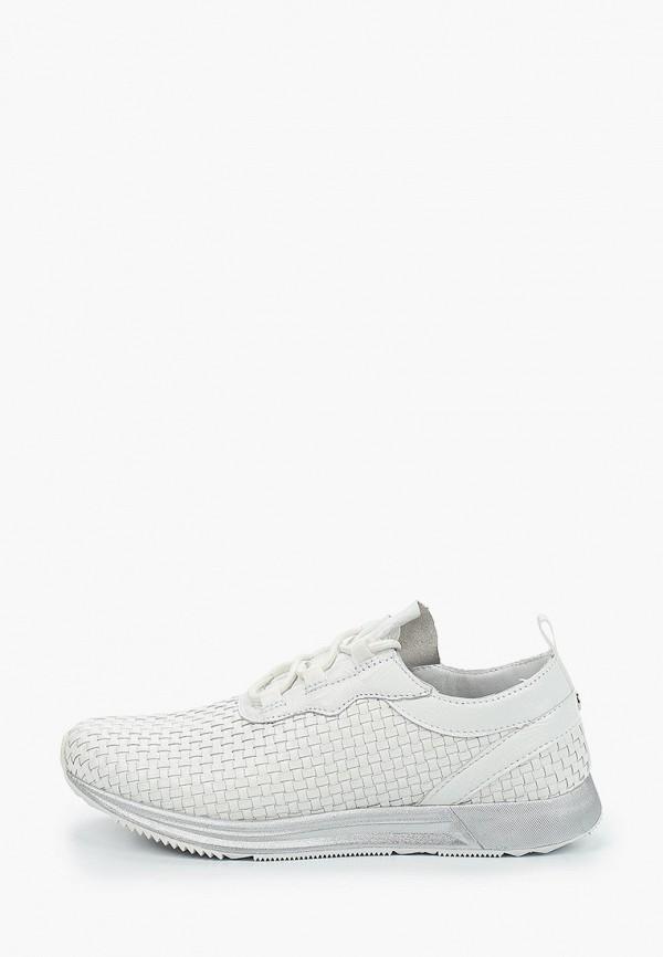 женские низкие кроссовки luhta, белые