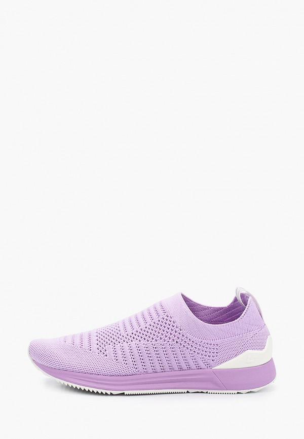 женские низкие кроссовки luhta, фиолетовые