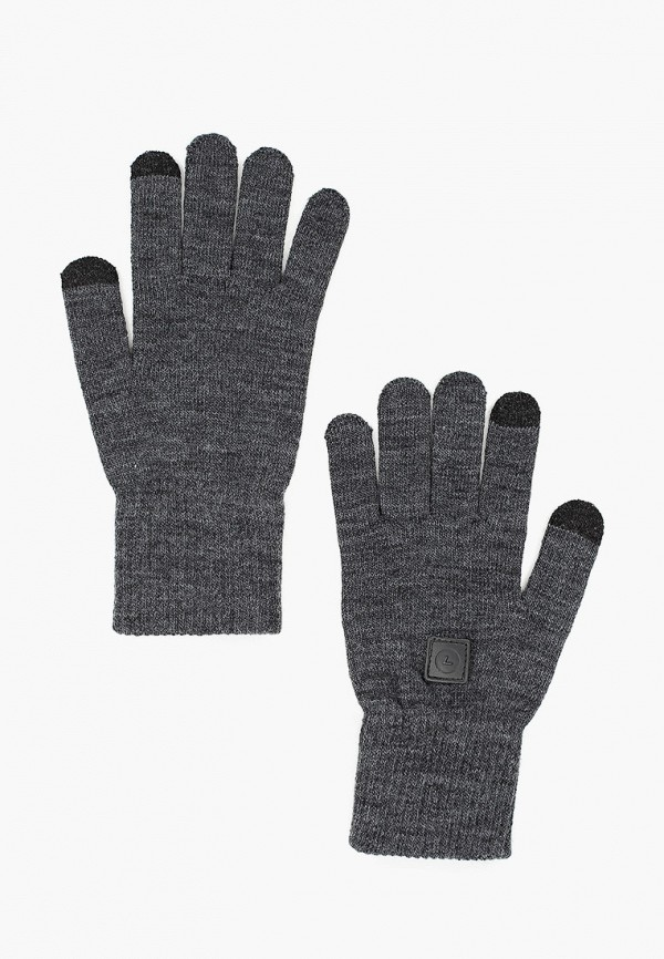 мужские перчатки luhta, серые