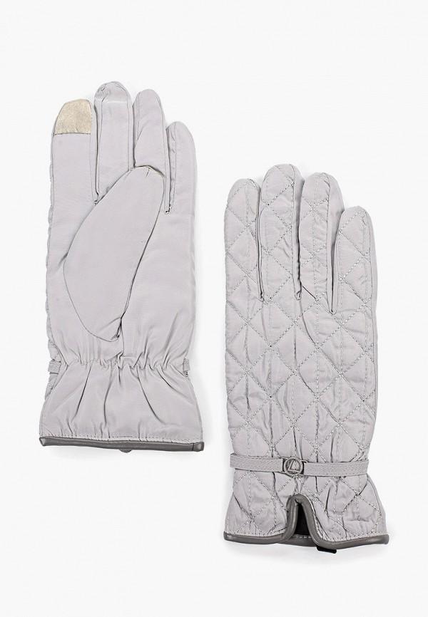 женские перчатки luhta, серые
