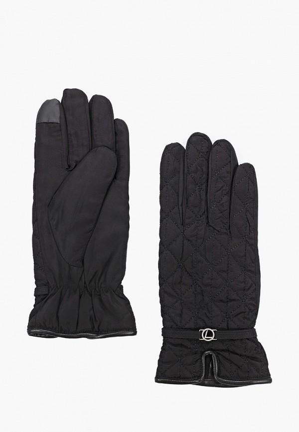 женские перчатки luhta, черные