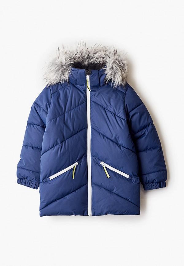 куртка luhta для мальчика, синяя