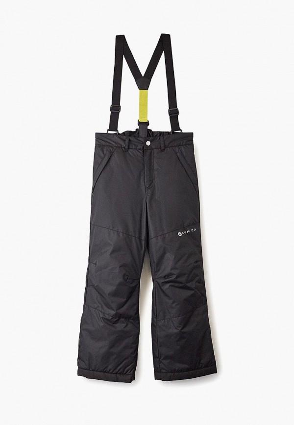 брюки luhta для мальчика, черные