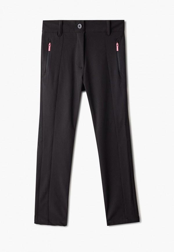 брюки luhta для девочки, черные