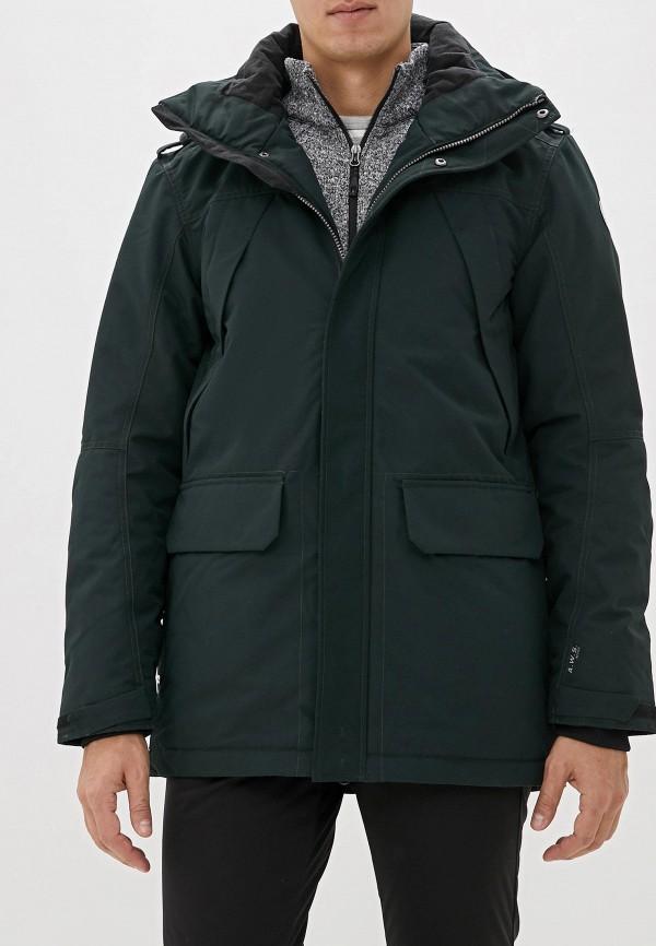 мужская куртка luhta, бирюзовая