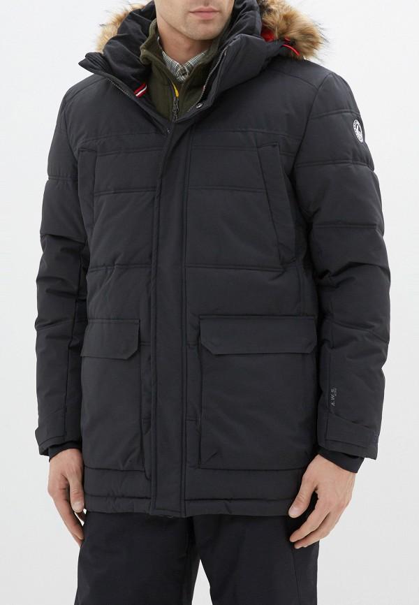 Фото - Куртку утепленная Luhta синего цвета