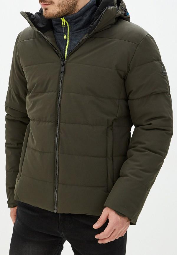 мужская куртка luhta, хаки