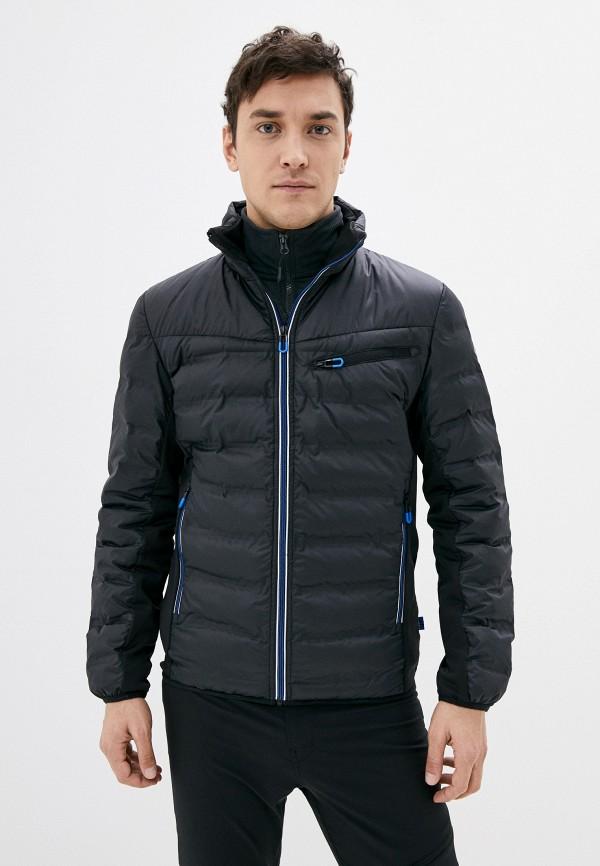 мужская куртка luhta, синяя
