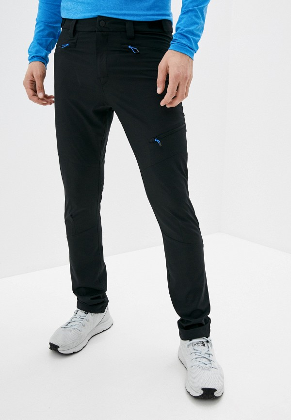 мужские брюки luhta, черные