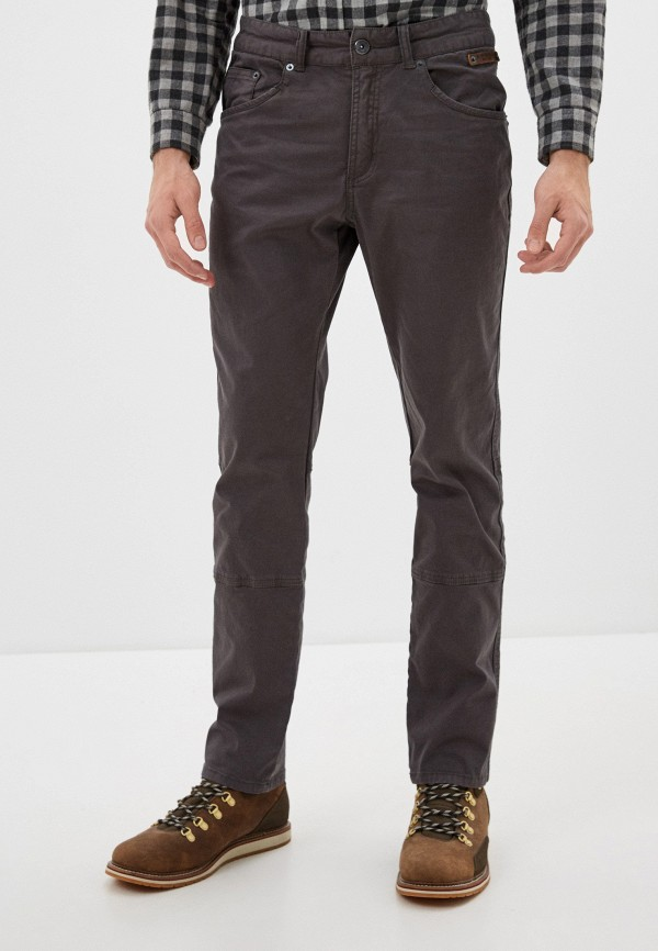 мужские брюки luhta, серые