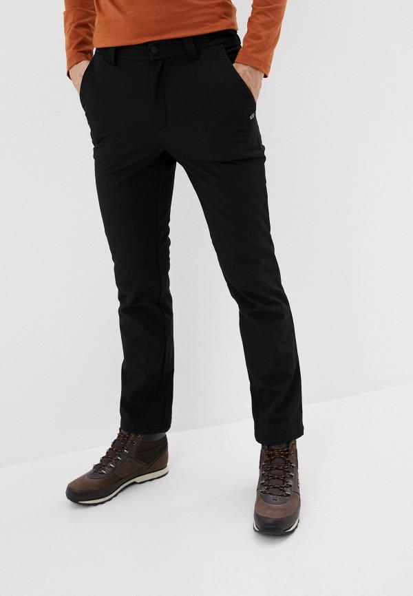 мужские спортивные брюки luhta, черные