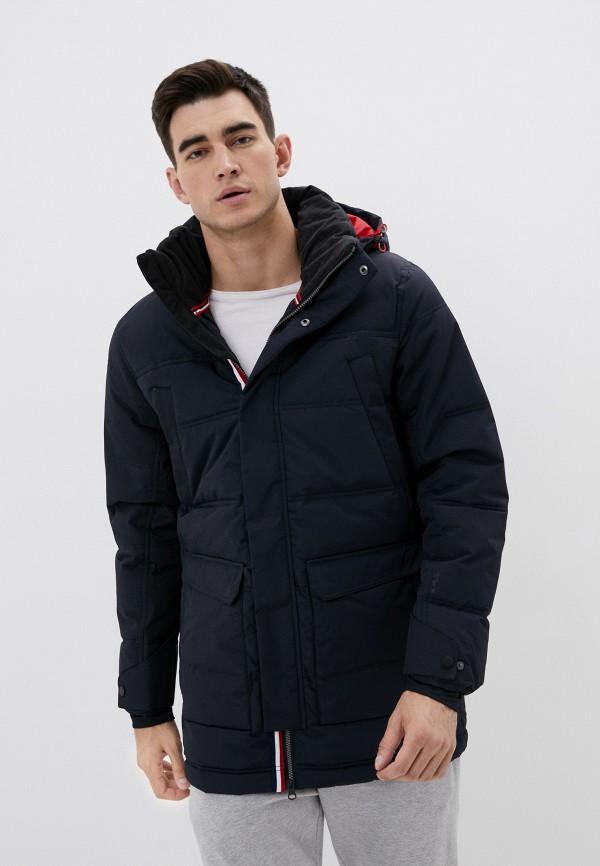 мужская куртка luhta, черная