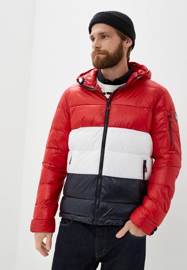 мужская куртка luhta, разноцветная