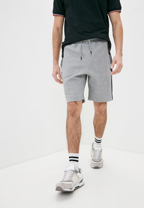 мужские спортивные шорты luhta, серые