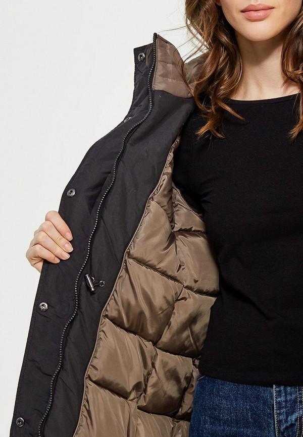 Фото 8 - Куртку утепленная Luhta черного цвета