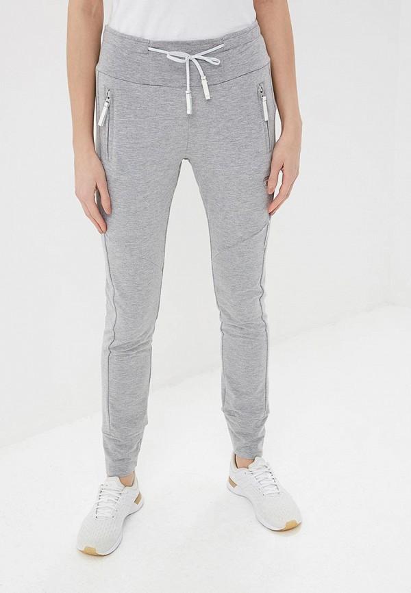 женские спортивные спортивные брюки luhta, серые