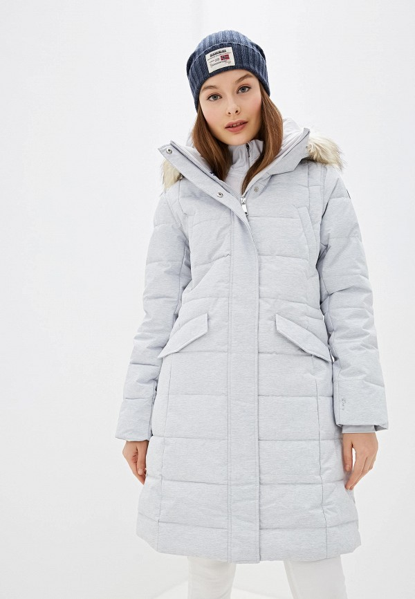Куртка утепленная Luhta Luhta LU692EWGNYA6 цена в Москве и Питере