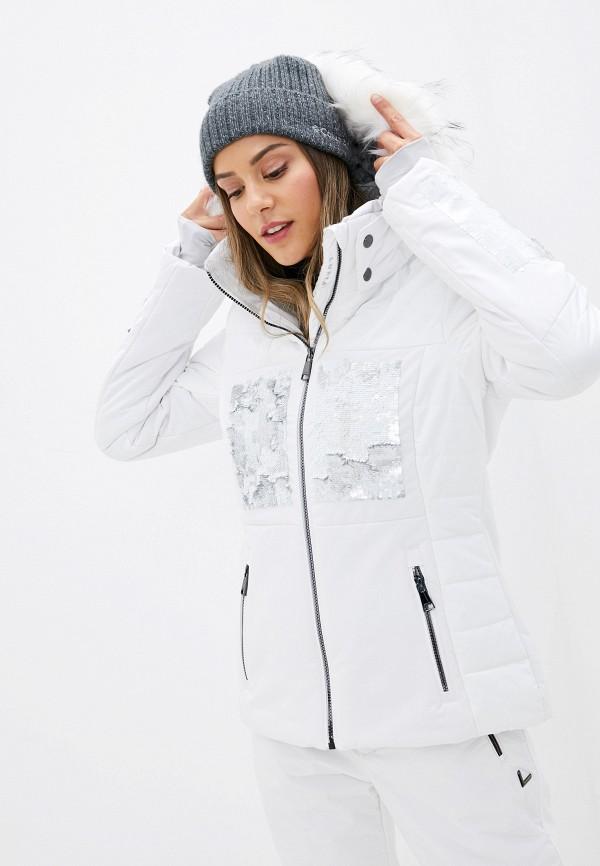 женская куртка luhta, белая