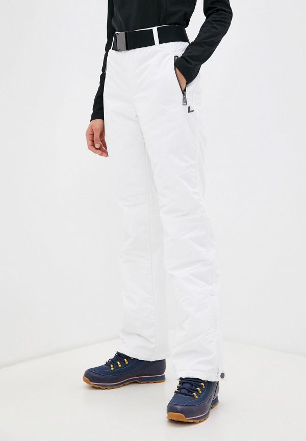 женские брюки luhta, белые