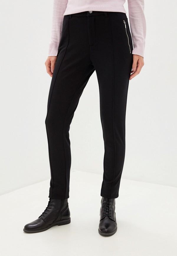 женские спортивные спортивные брюки luhta, черные
