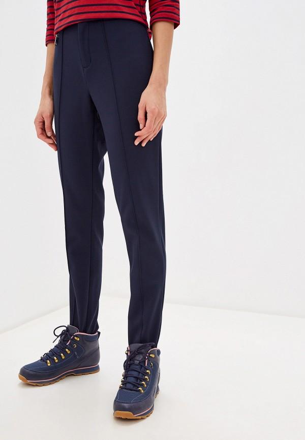 женские брюки luhta, синие