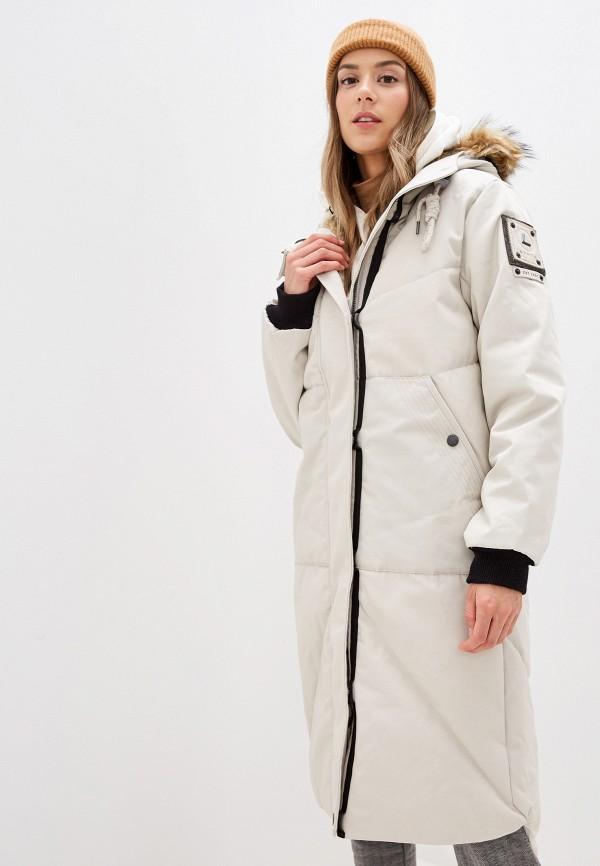Куртка утепленная Luhta Luhta LU692EWHKPS7 цена в Москве и Питере