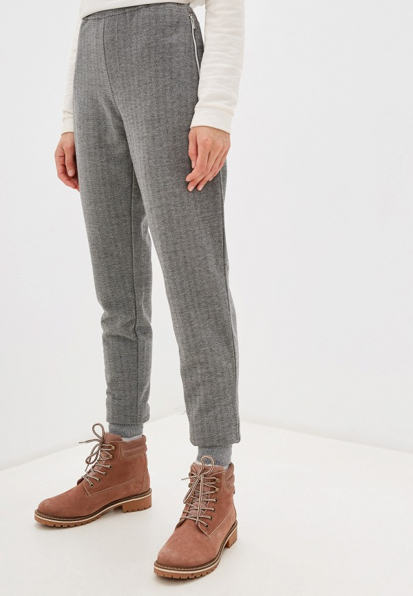 женские спортивные брюки luhta, серые