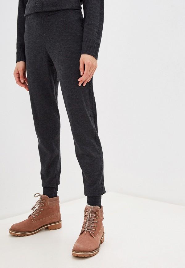 женские брюки luhta, серые