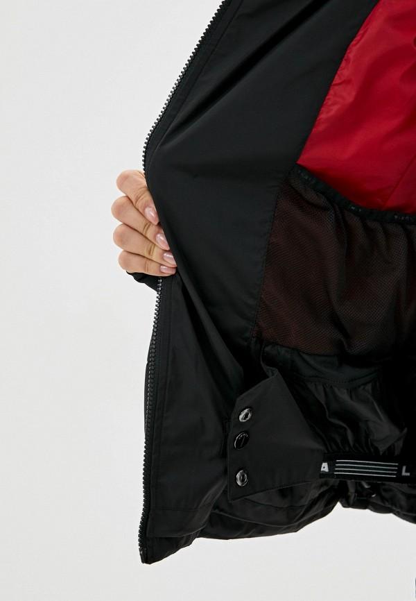 Фото 4 - Куртку горнолыжная Luhta черного цвета