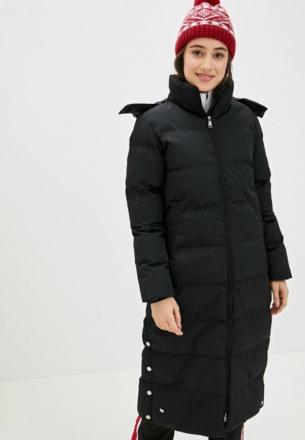 женская куртка luhta, черная