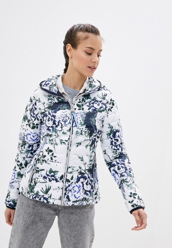 женская куртка luhta, разноцветная