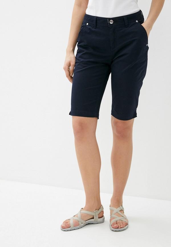 Фото - Женские шорты Luhta черного цвета